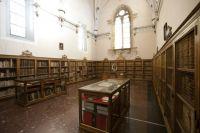 Biblioteca. San Isidoro. León