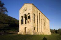 Iglesia de Santa Mª del Naranco. Oviedo