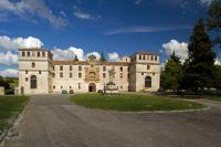 Monasterio de Cardeña. Castrillo del Val. Burgos