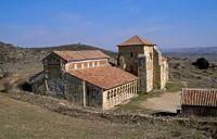 Monasterio de San Miguel de Escalada. Gradefes