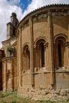 Monasterio de Santa Maria de Sandoval. Villaverde de Sandoval