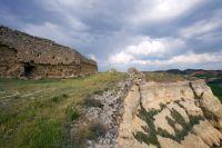 Castillo de San Esteban de Gormaz. Soria