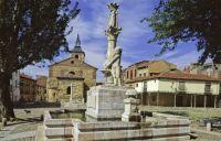 Plaza del Grano. León