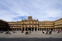 Plaza Mayor. Salamanca